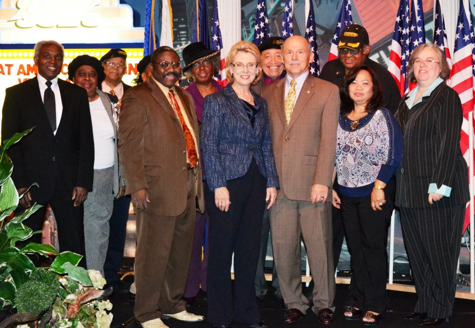 Governor Gregoire and First Mike – Veteran Salute Dinner