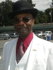 Rev Leroy Pitts